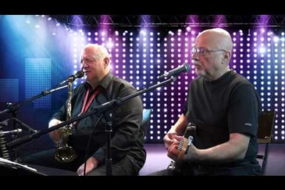 Change is Gonna Come - Robert K & Roger Plant live at the Portsmouth Theatre